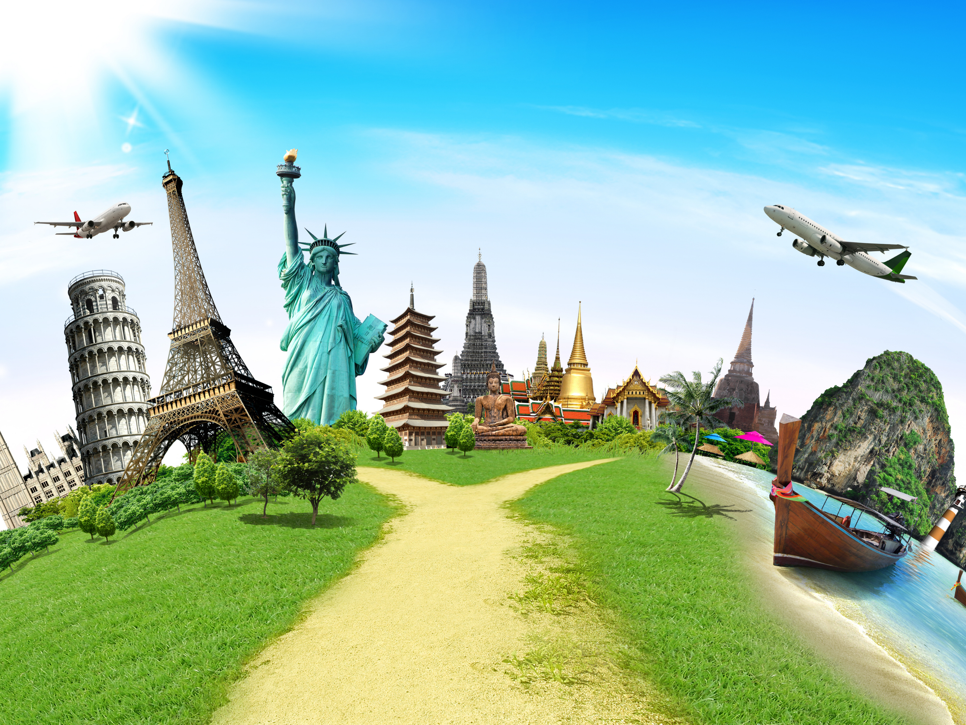 How To Travel The World On $20 Per Day - Travepreneur